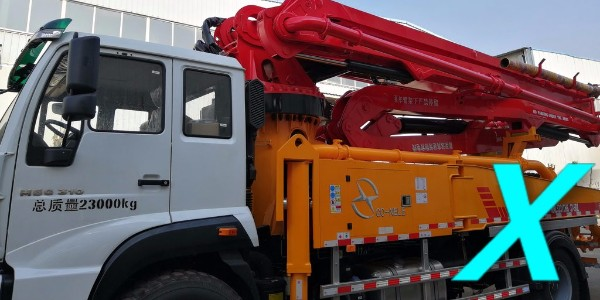 小型泵车之臂架—预防无动作的解决技巧