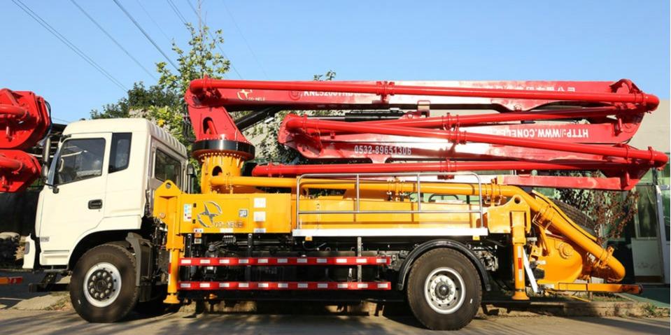 混凝土泵车驻车制动失灵的检修办法