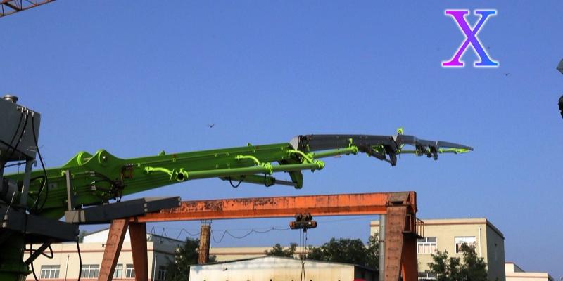 混凝土布料机技术特点与适用范围——科尼乐