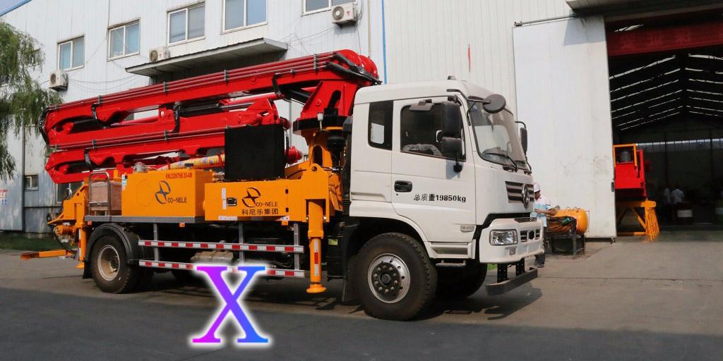 科尼乐混凝土泵施工时的浇筑要求