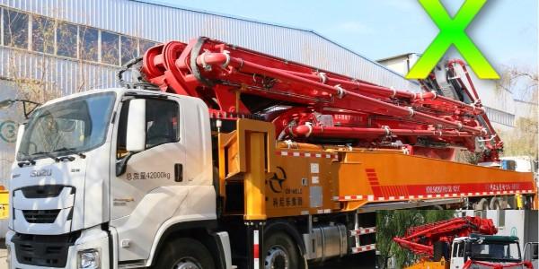 小型混凝土泵车销轴得不到润滑怎么解决?——科尼乐