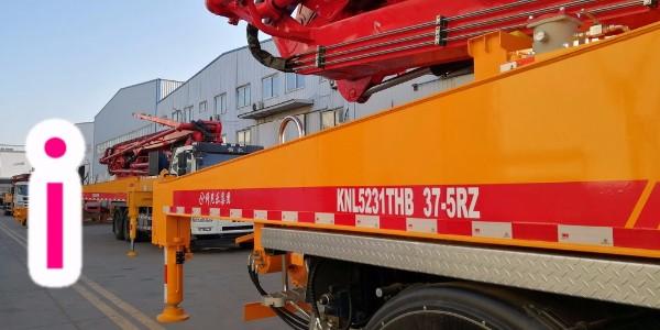 小型混凝土泵车应当怎样降低油耗,做好节能减排?(一)—科尼乐集团