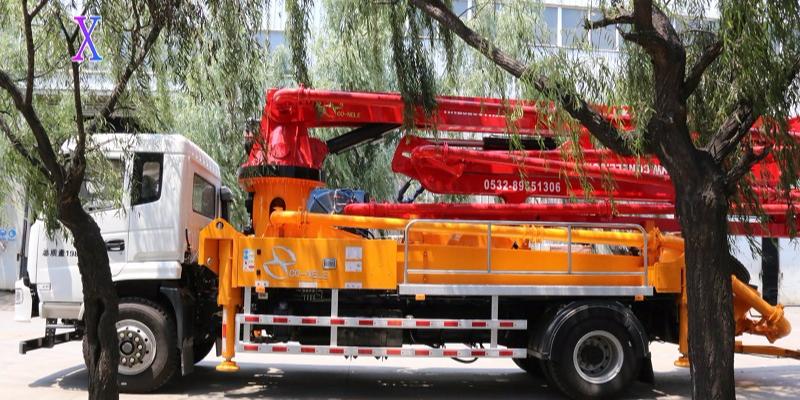 小型泵车如何规范预防风险伤害