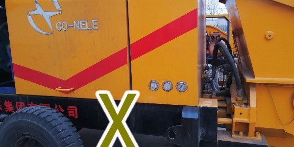 混凝土泵的规范操作培训——科尼乐