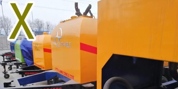 混凝土泵的管道怎样安装最安全?——科尼乐