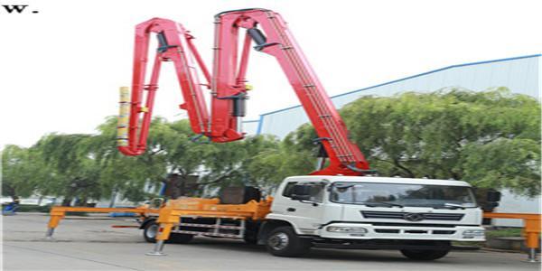 小科课堂:小型混凝土泵车高温自燃(一)