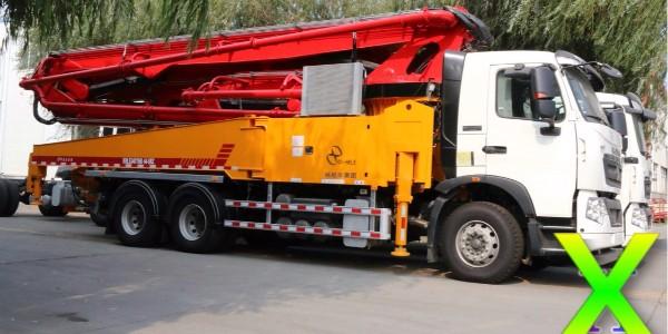 小型混凝土泵车回转支撑的保养维护大揭秘——科尼乐