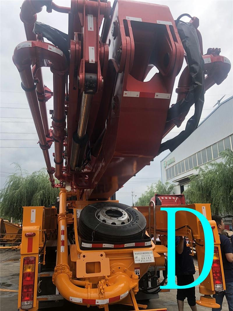 青岛小型混凝土泵车价格 (16)