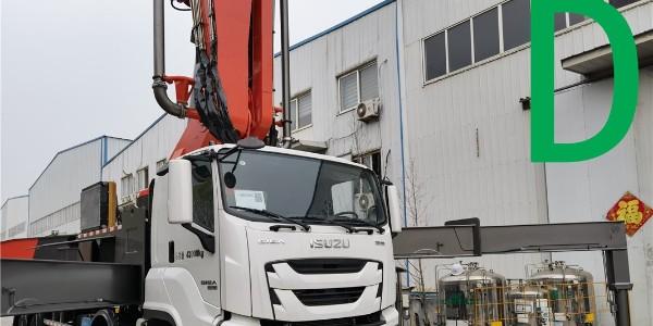 如何改变泵车的泵送排量