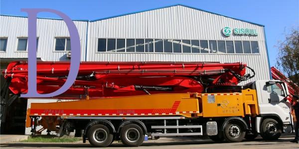 在工地施工时,混凝土输送泵和混凝土泵哪个更实用?