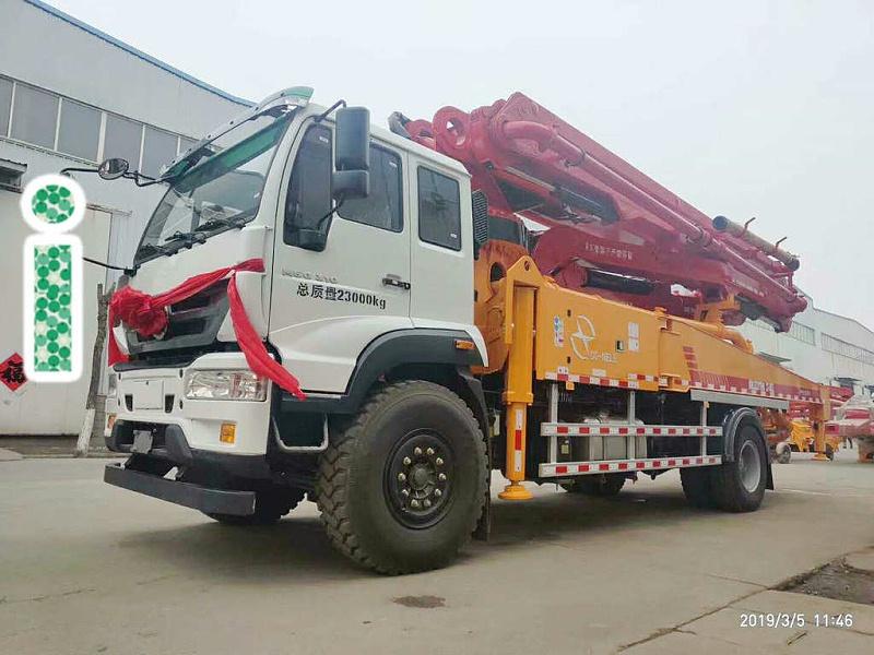 青岛小型混凝土泵车价格 (17)