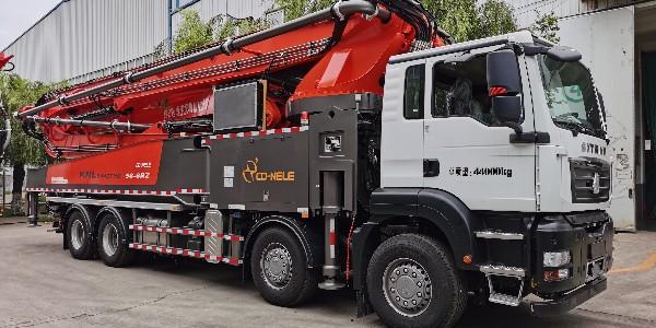 科尼乐汕德卡58米泵车