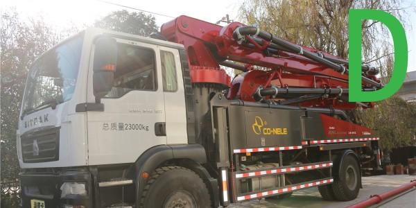 泵车泵送混凝土时要注意什么?