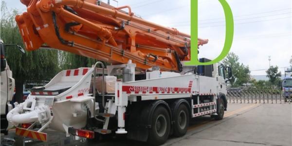 混凝土泵常见的堵管问题早解决