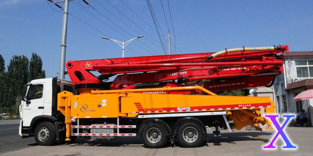 科尼乐小型混凝土泵车正规作业要求知多少