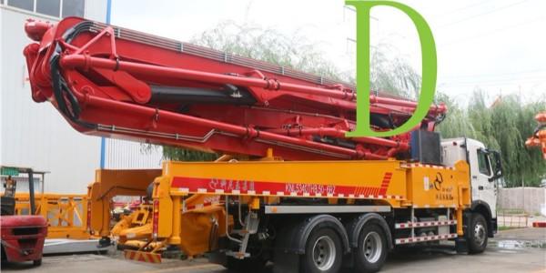 混凝土泵S管有哪些常见的堵管现象