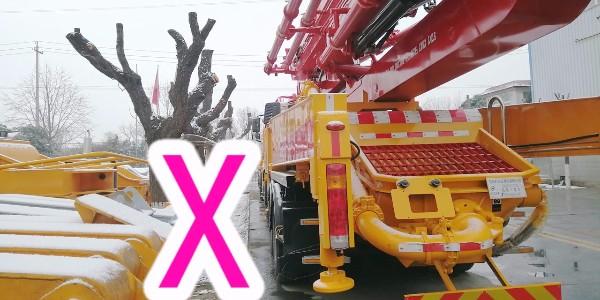 小型泵车管道操作规范科普篇,提前了解一下——科尼乐集团