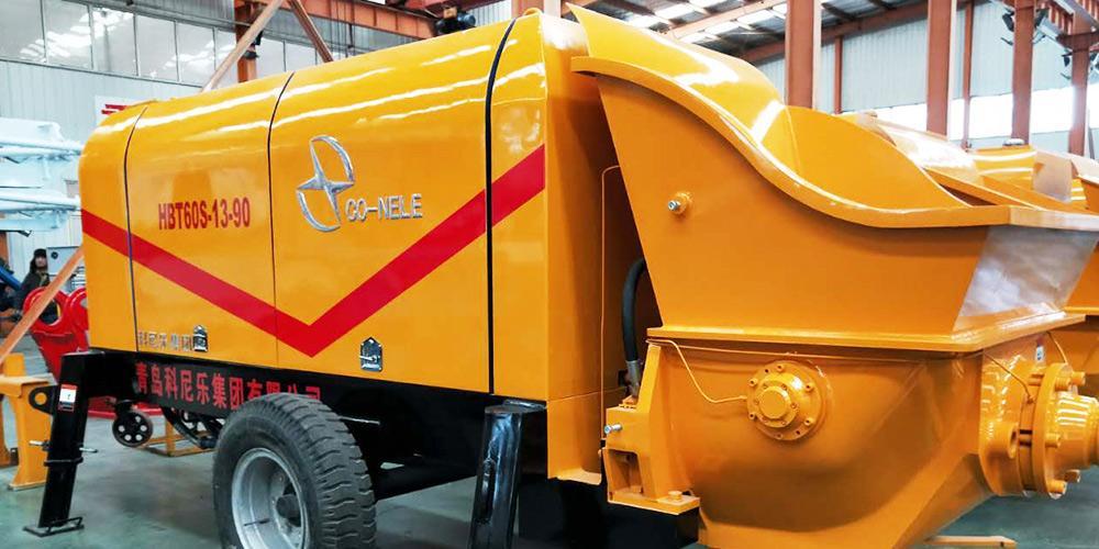 科尼乐 DHBT60-13-118柴油机泵 混泥土泵