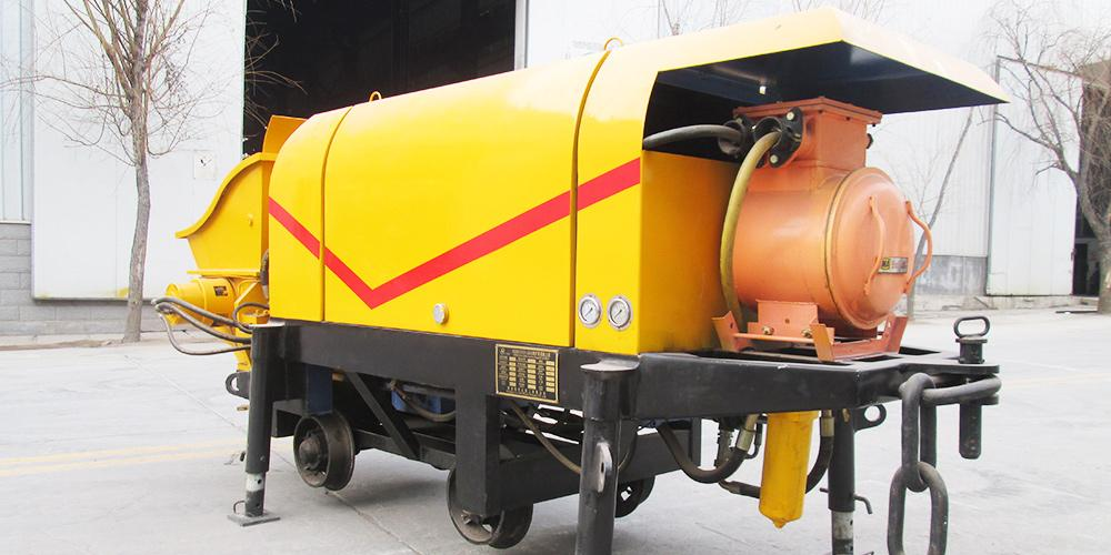 科尼乐 HBMG系列矿用混凝土泵