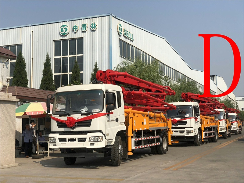 青岛混凝土泵车 价格 (8)
