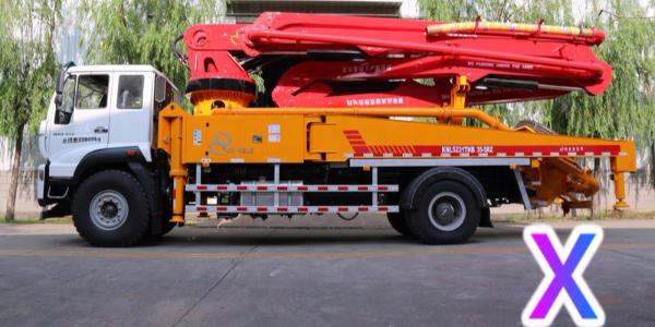 小型泵车违规操作产生的后果——科尼乐
