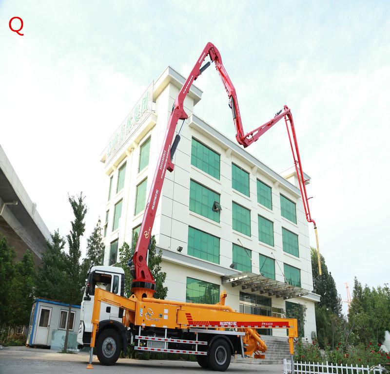 小型混凝土泵车,混凝土泵车,天泵,小型泵车