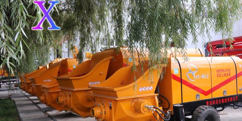 科普文——混凝土泵安全工作诀窍