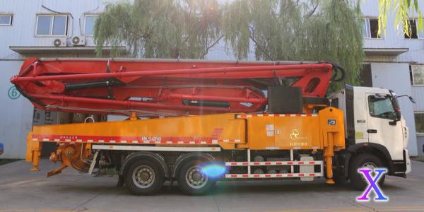 小型泵车车用润滑油的功用——科尼乐