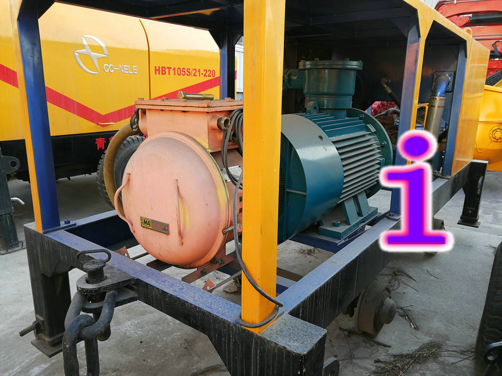 青岛混凝土输送泵价格 (20)
