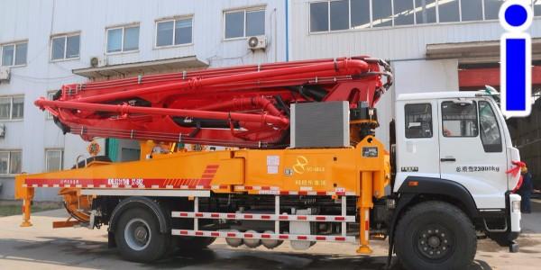 63米泵车的五大黄金构成部件,实现完美无忧泵送