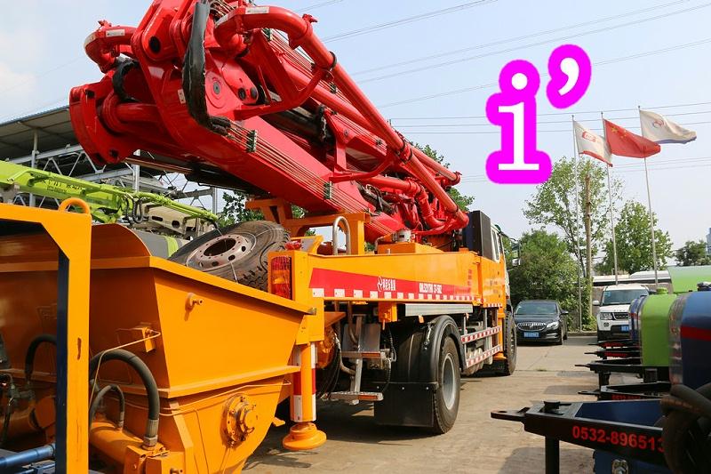 青岛混凝土输送泵价格 (11)