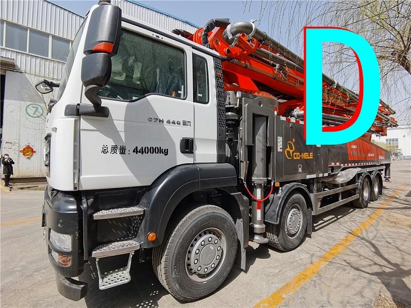 青岛混凝土泵车价格 (86)