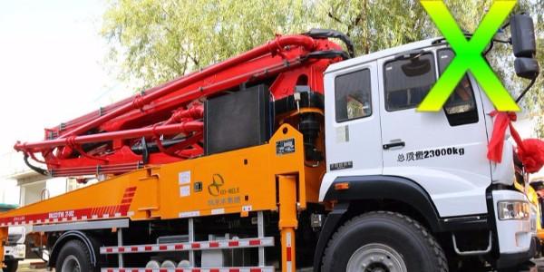 小型泵车怎样正确区分冷热油泵——科尼乐