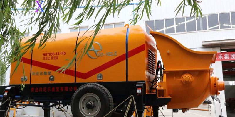 混凝土泵发热应急处理方案