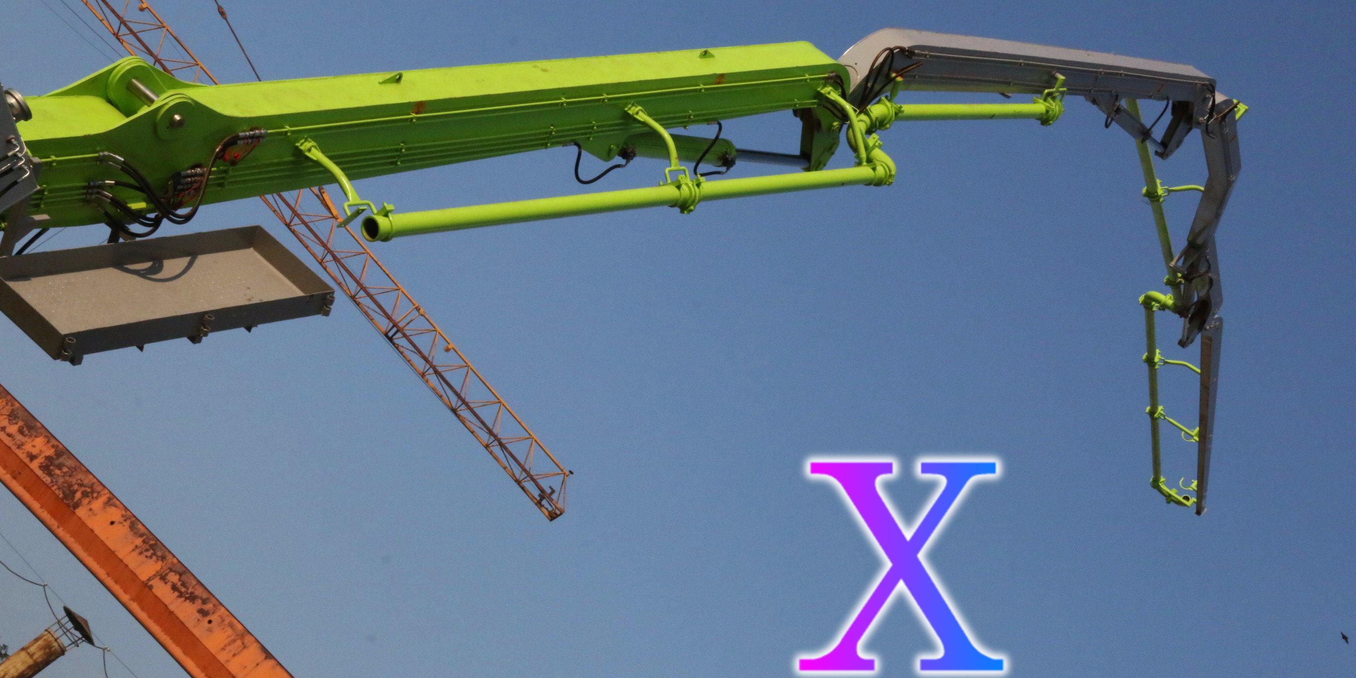 混凝土布料机实际操作过程中安装方法解析—科尼乐