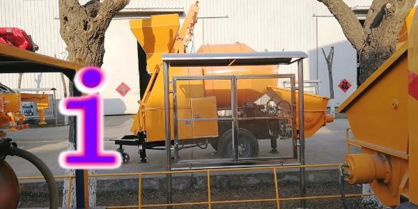 混凝土泵送骨料的大小对运转速度以及空气进入料斗对设备的影响