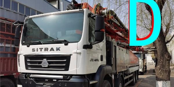 农村建房使用混凝土泵车好还是混凝输送泵好?