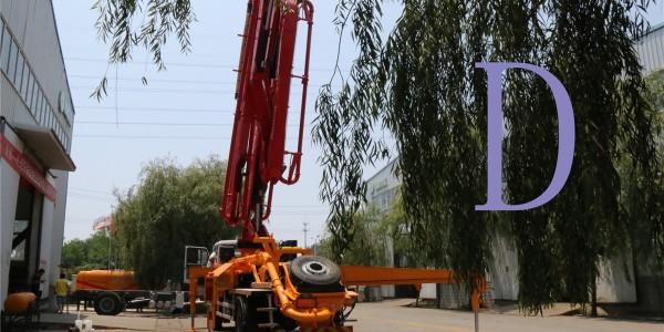 混凝土泵泵送时需要注意哪几点?