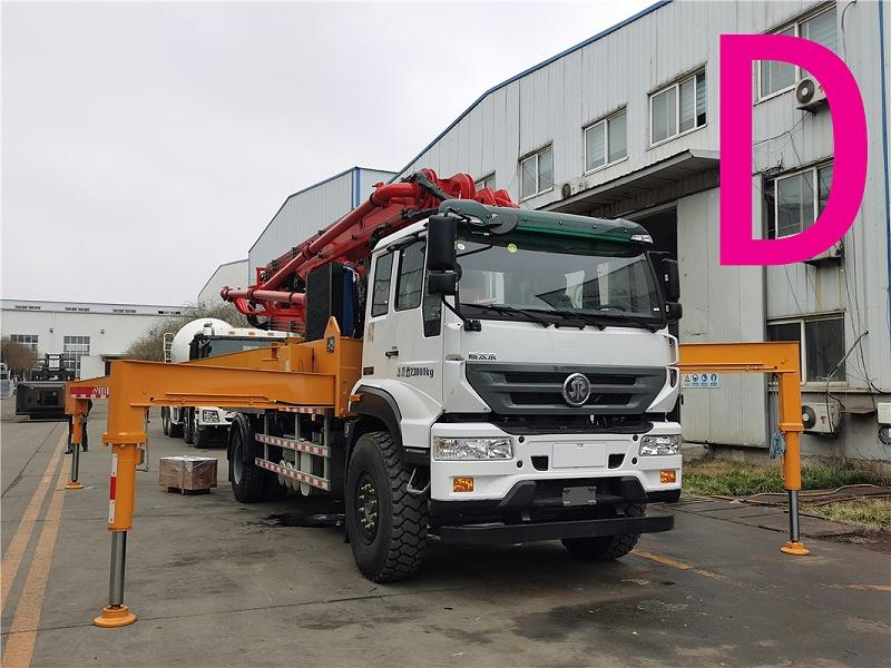青岛混凝土泵车价格 (50)