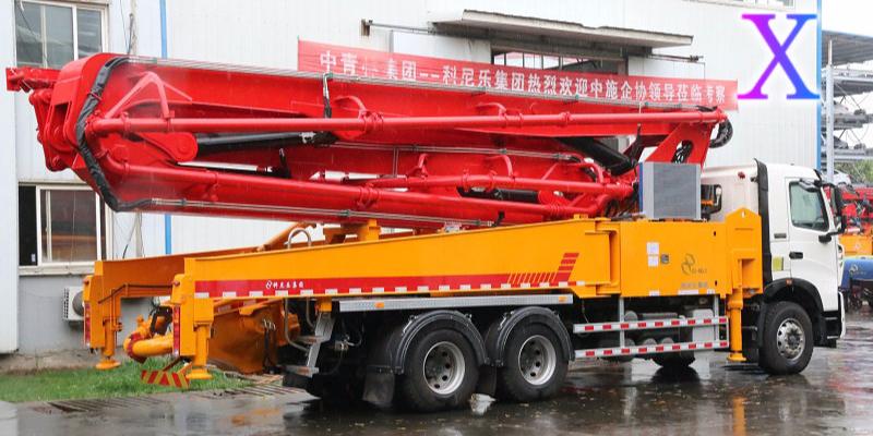 科尼乐小型混凝土泵车的维护和保养技巧