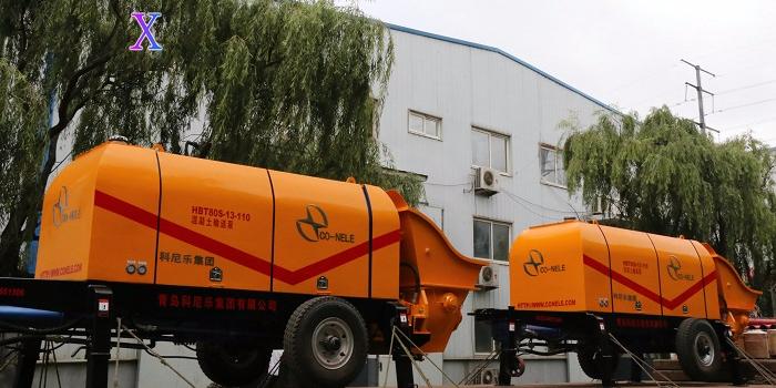 科尼乐混凝土泵配管准备知多少