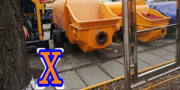 混凝土泵重要组件之冷油器的功能及冷却方式介绍