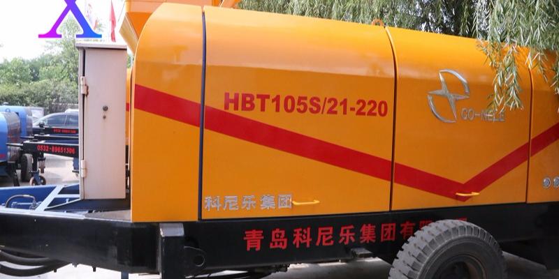 科尼乐混凝土泵施工时的浇筑需求