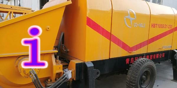 泵送高度超出输送距离时,混凝土泵的输送管应当如何进行正确装配?
