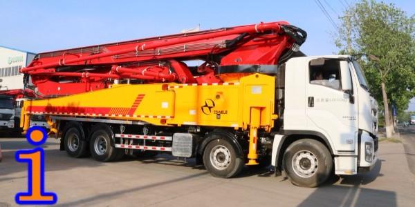 56米泵车选购时需要考虑哪三方面的要素和进行正确地维护?