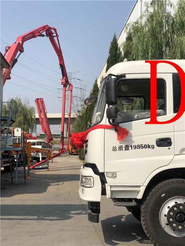 青岛混凝土泵车 价格 (5)