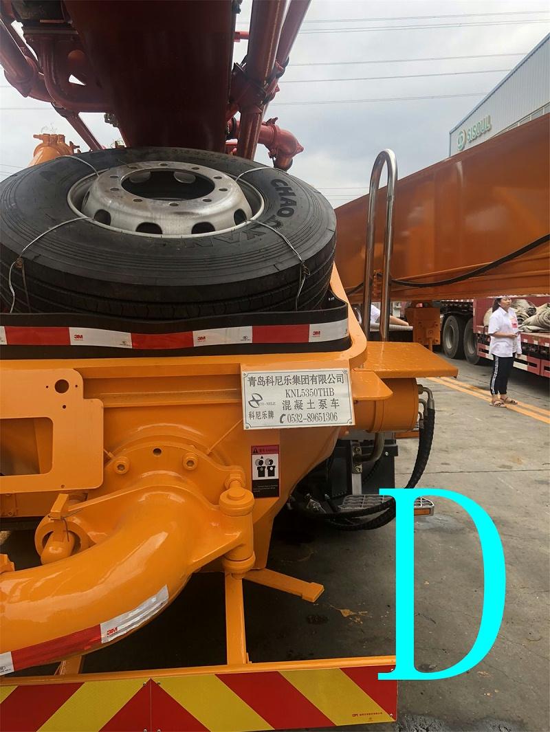 青岛小型混凝土泵车价格 (13)