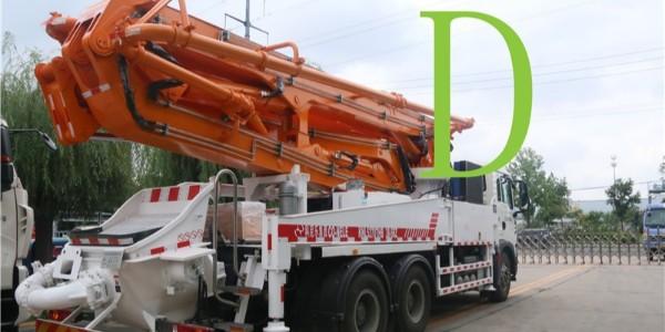 新的混凝土泵车在使用时要注意哪些呢?