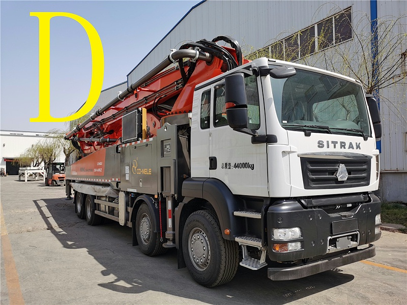 青岛混凝土泵车价格 (27)