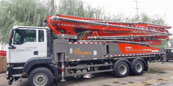 科尼乐汕德卡52米泵车